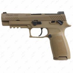 Pistolet SIG SAUER P320 M17 FDE Cal....
