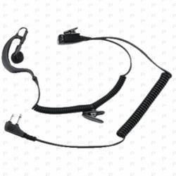 Oreillette + micro pour talkie walkie...