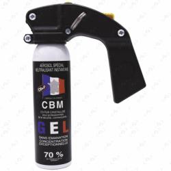 Bombe lacrymogène à gel CBM CS