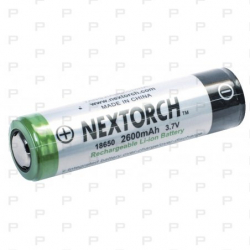 Accu rechargeable NEXTORCH 18650