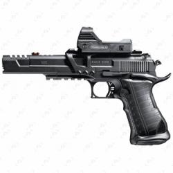 Pack pistolet CO2 UX RACEGUN KIT Cal....
