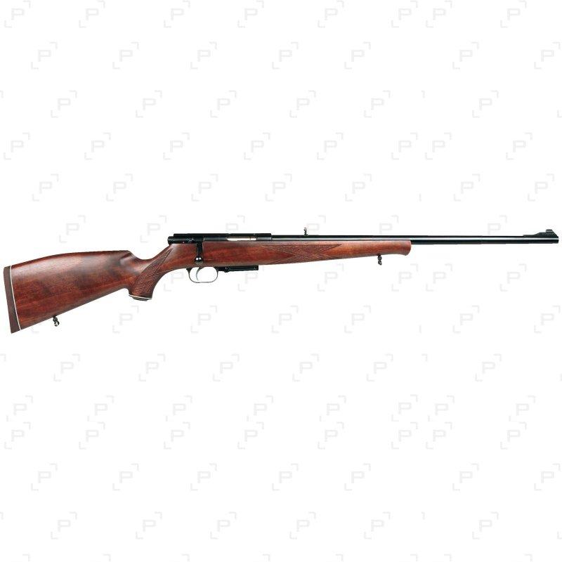 Carabine à verrou WEIHRAUCH HW60 J bois canon 58cm