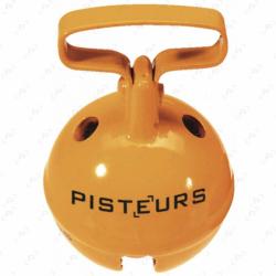 Grelot orange PISTEURS pour chiens de...