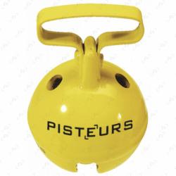 Grelot jaune PISTEURS pour chiens de...