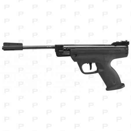Pistolet à air comprimé BAÏKAL IZH-53M bronzé calibre 4,5 mm