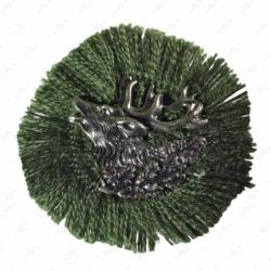 Broche décorative animalière