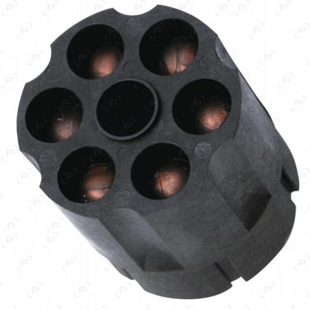 Barillet SAFEGOM COMPACT calibre 38
