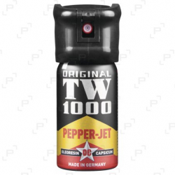Bombe lacrymogène au poivre TW 1000...