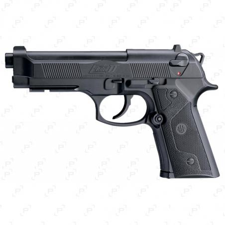 Pistolet CO2 BERETTA ELITE II bronzé calibre 4,5 mm BB'S
