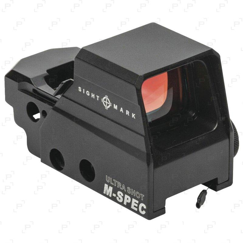 Viseur SIGHTMARK ULTRA SHOT M-SPEC FMS REFLEX SIGHT point rouge 2 MOA