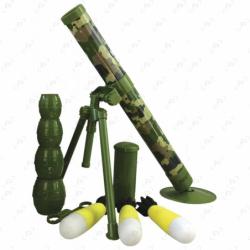 Mortier sonore camouflage BLAZE STORM...