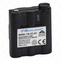 Batterie MIDLAND PB-ATL/G7 pour...