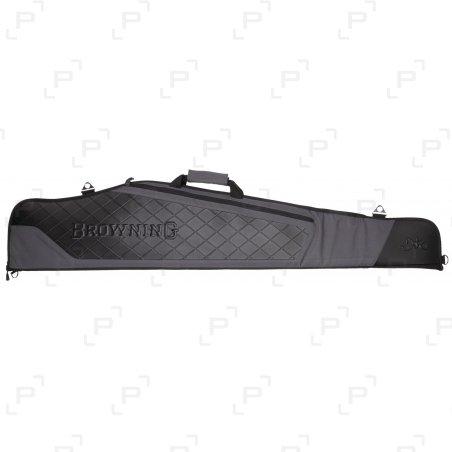 Fourreau carabine avec lunette BROWNING RAPTOR noir et gris 132 cm