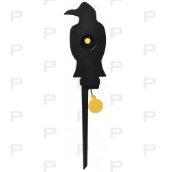 Cible PISTEURS basculante forme corbeau
