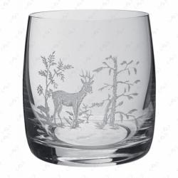 Pack de 6 verres à whisky en cristal...