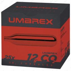 Capsule CO2 12 g UMAREX pour arme à CO2
