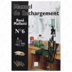 Livre Manuel de rechargement MALFATTI...