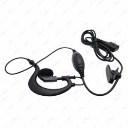 Oreillette simple pour talkie-walkie...