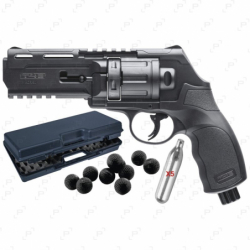 Pack revolver de défense T4E HDR50...