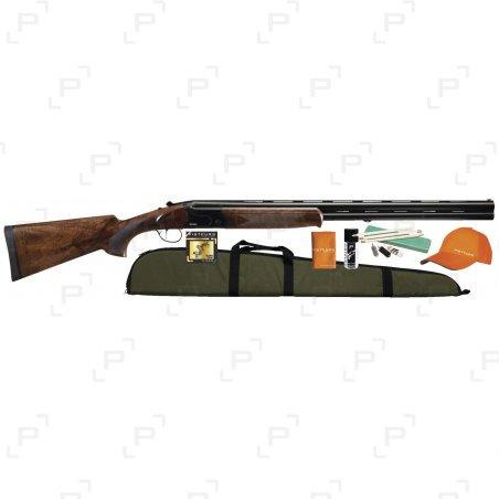 Fusil de chasse superposé SÜHLBERG BLACK - JEUNE CHASSEUR