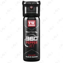 Bombe lacrymogène à liquide TW1000...