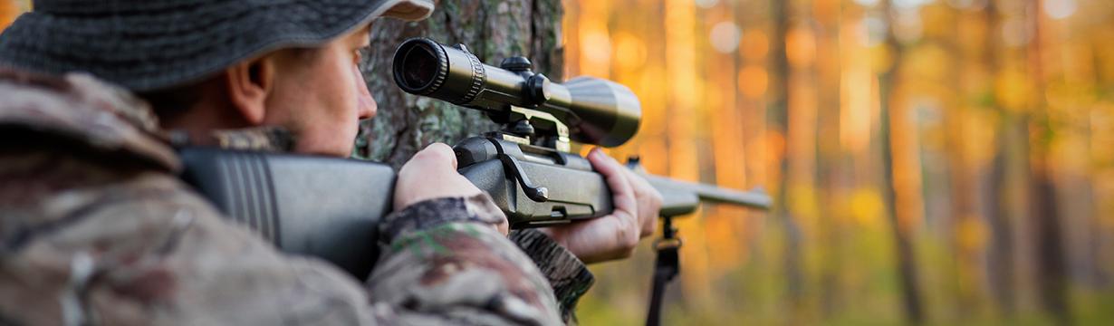 Lunettes et viseurs pour chasse en battue et d'affût et pour tir sportif et de loisir