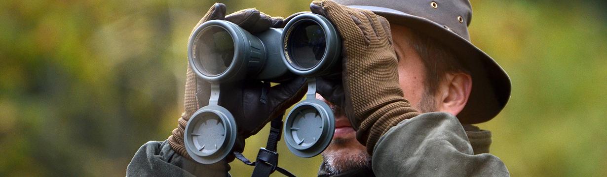 La gamme de produits d'observation pour la chasse et le loisir