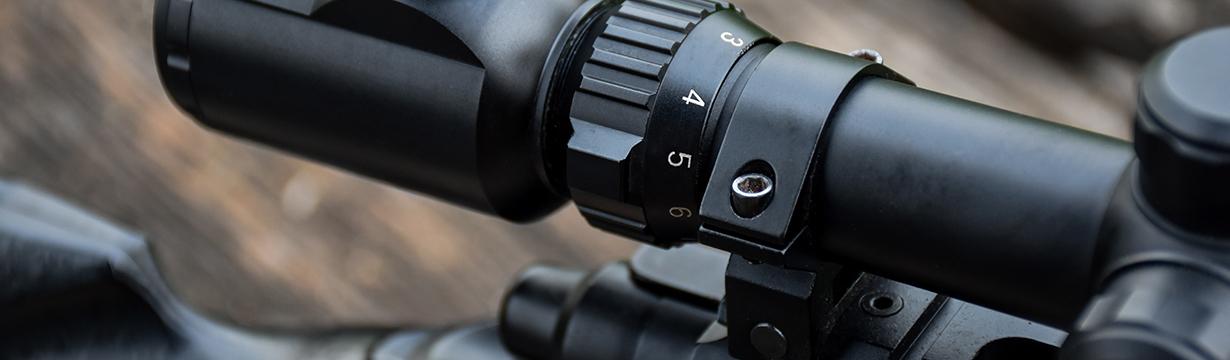 La gamme de montages pour optiques de chasse et de tir