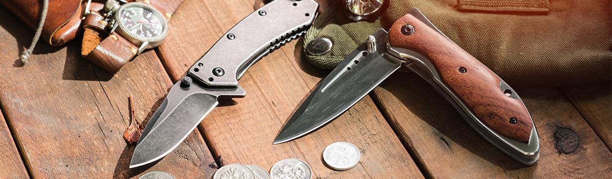 Coutellerie et accessoires pour la chasse et l'outdoor