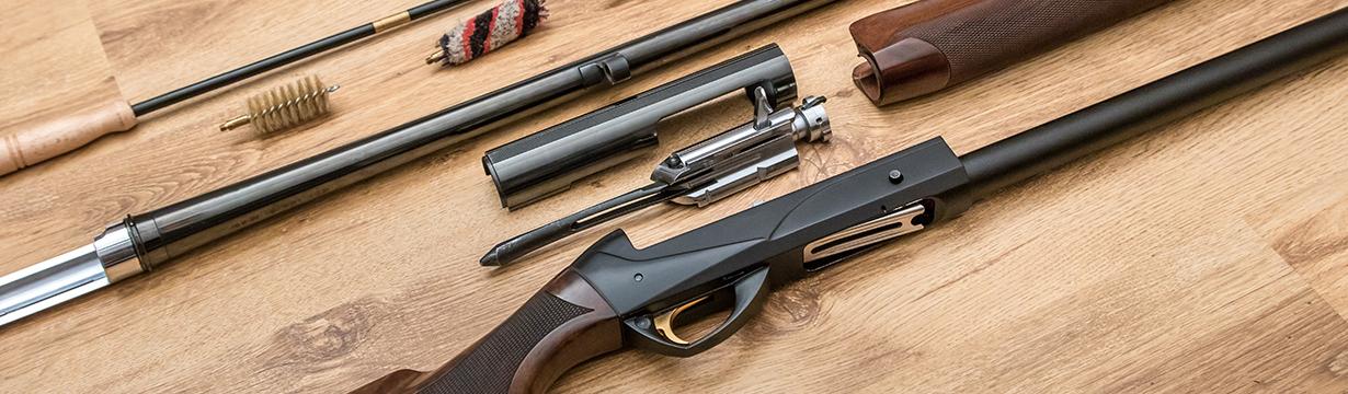 Accessoires et éléments pour armes de chasse et de tir