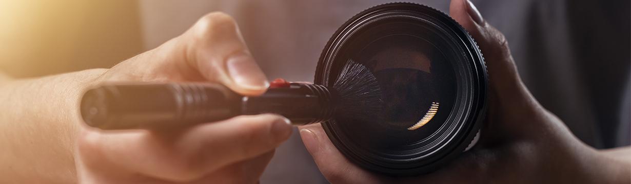 Produits d'entretien d'optiques de chasse, de tir et d'observation