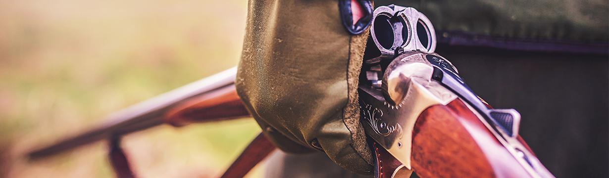La gamme des fusils de chasse semi-automatiques, superposés, juxtaposés, ...